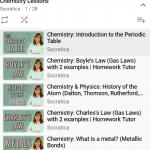 Socratica Chemistry Videos